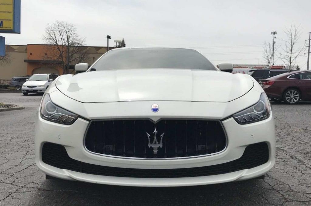 买车担保人 二手 GA Georgia 佐治亚州 亚特兰大 ATLANTA Maserati 玛莎拉蒂
