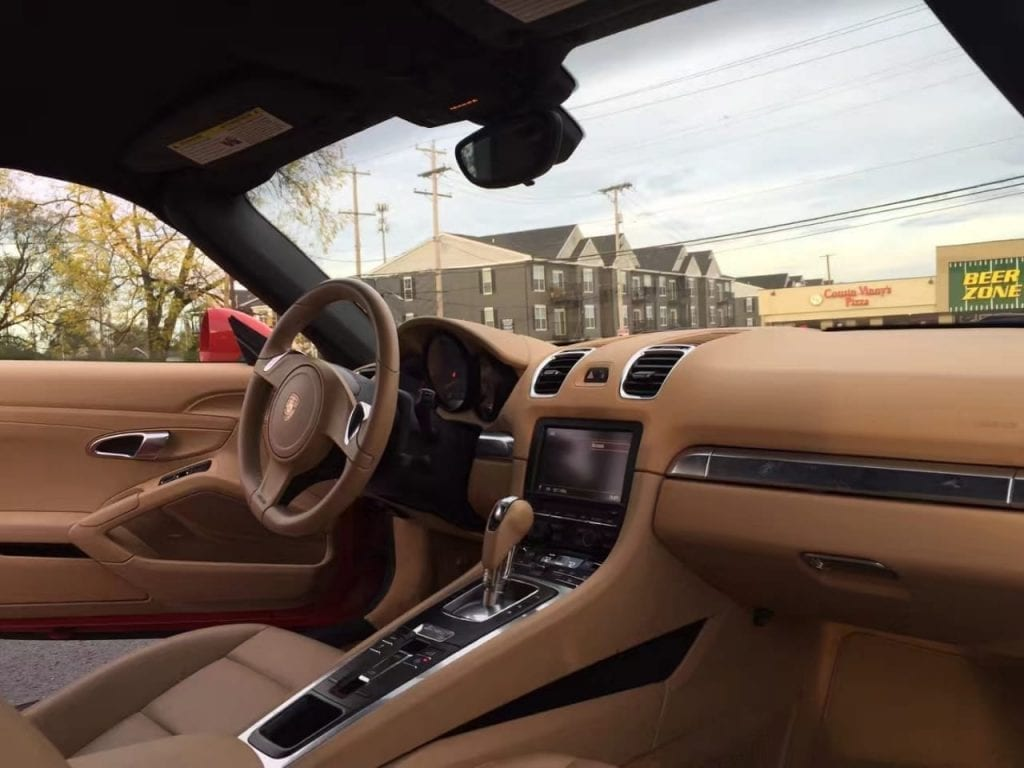 市场 二手 MO Missouri 密苏里州 圣路易斯 st.louis Porsche 保时捷