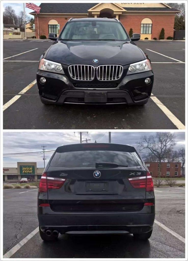 买车合约 二手 MT Montana 蒙大拿州 比灵斯 billings BMW 宝马