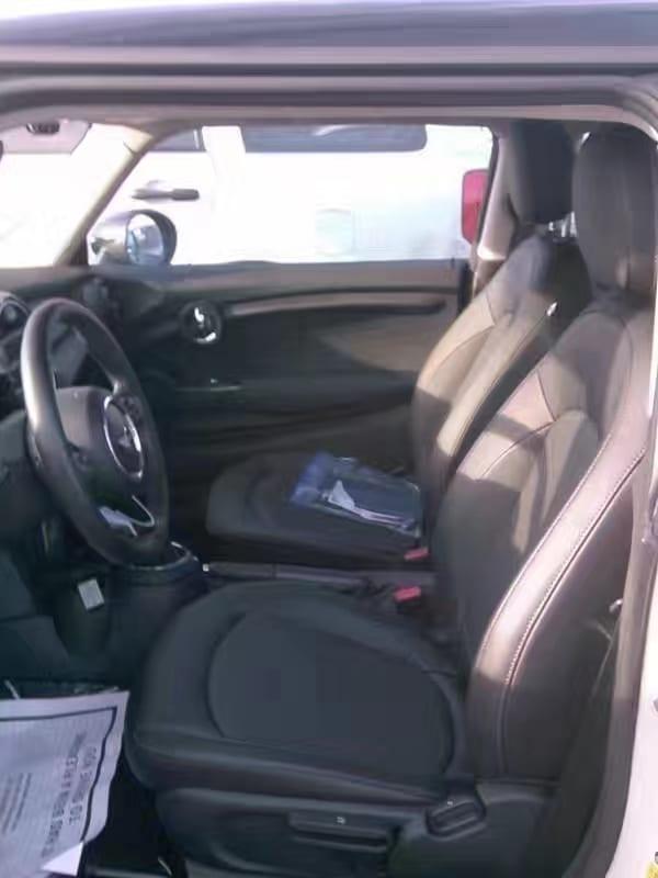 美国二手车要交税吗 2015 Mini cooper,内外如新,经典氛围灯