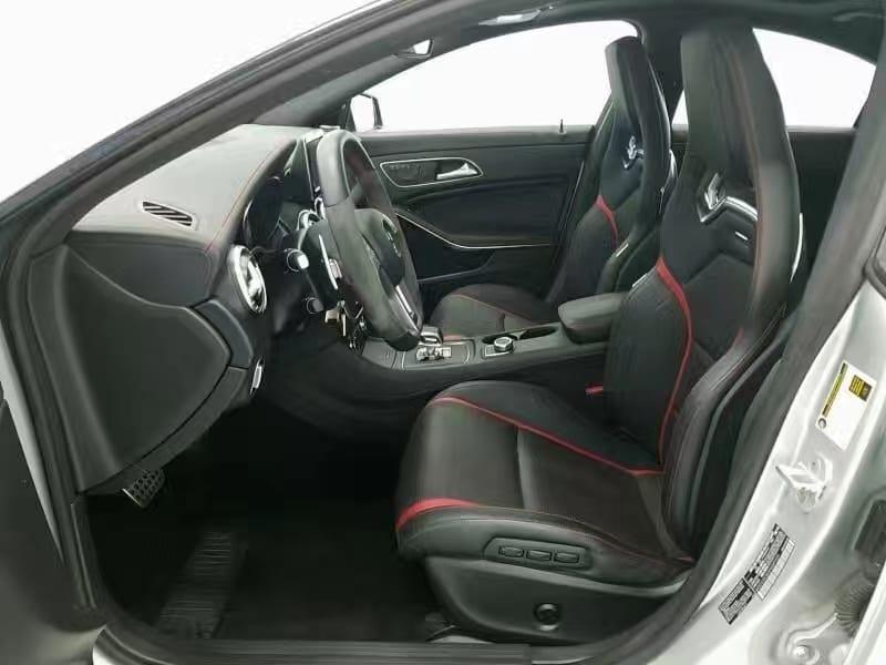 美国二手车保险价格 2014奔驰CLA45 AMG,迈数32k