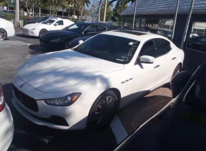 二手车购买 二手 AL Alabama 亚拉巴马州 伯明翰 birmingham Maserati 玛莎拉蒂