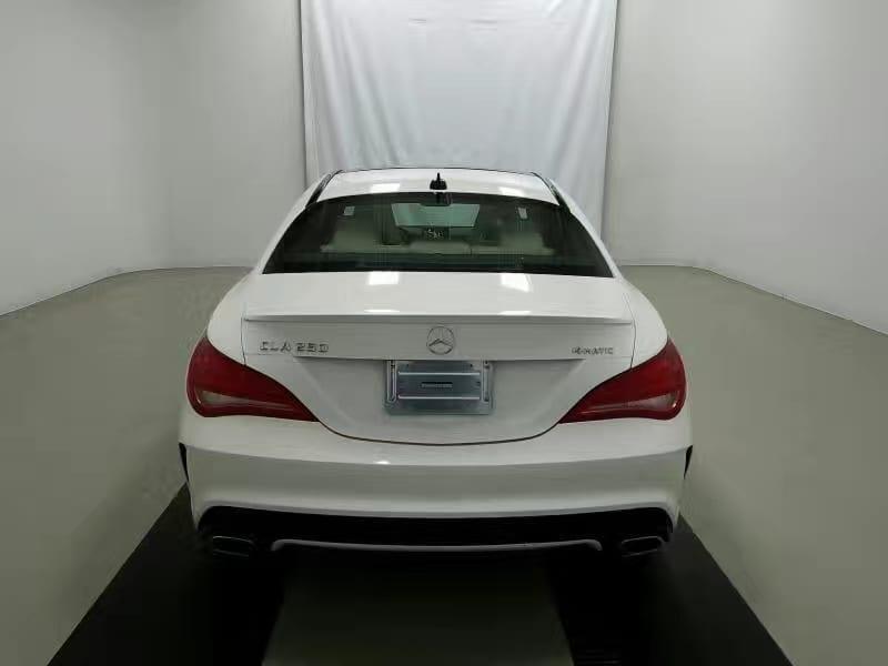 美国 二手车 dealer 砍价 2014 CLA250 4matic,amg版。