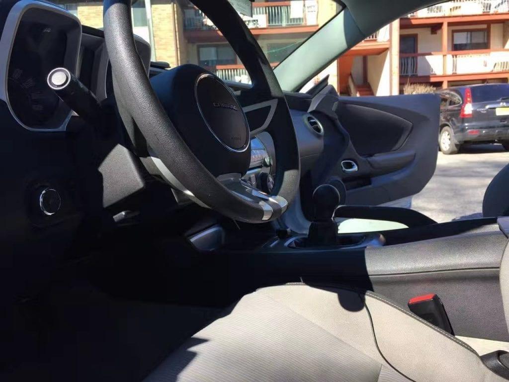 美国二手车如何过户 2012 Camaro LT,里程:3w8,专业改装部分如下