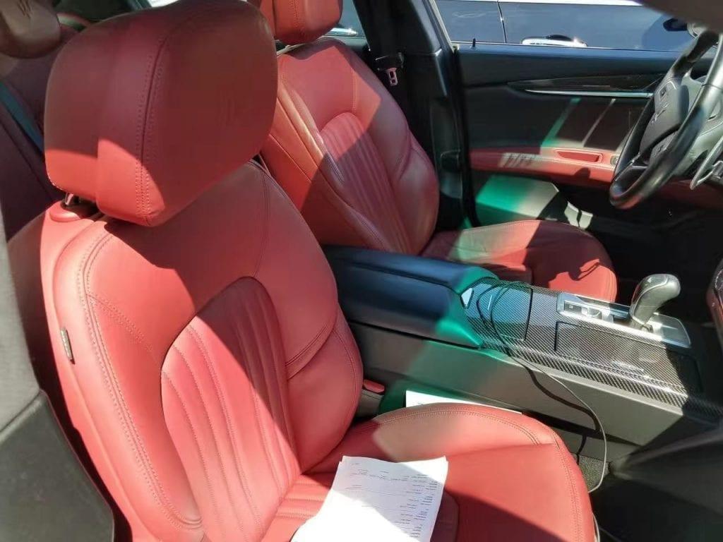 二手车试驾 二手 TX Texas 得克萨斯州 朗维尤 longview Maserati 玛莎拉蒂