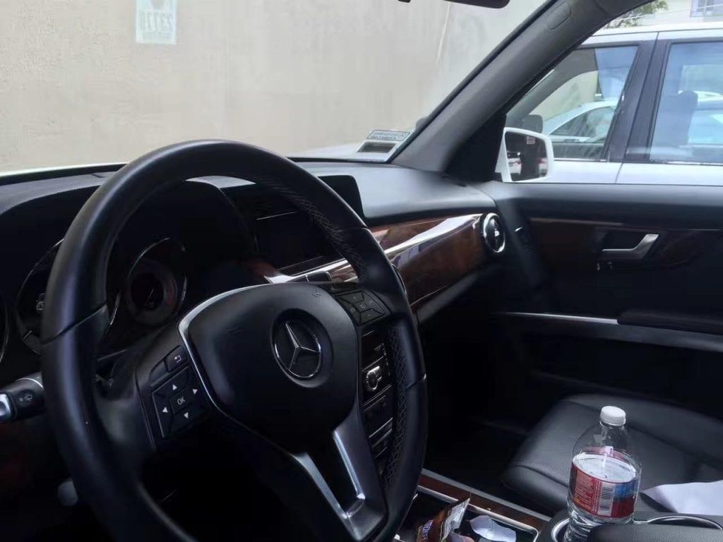 买车燃料税 2014 GLK350,车况一级棒,里程35kmiles,带eco model,