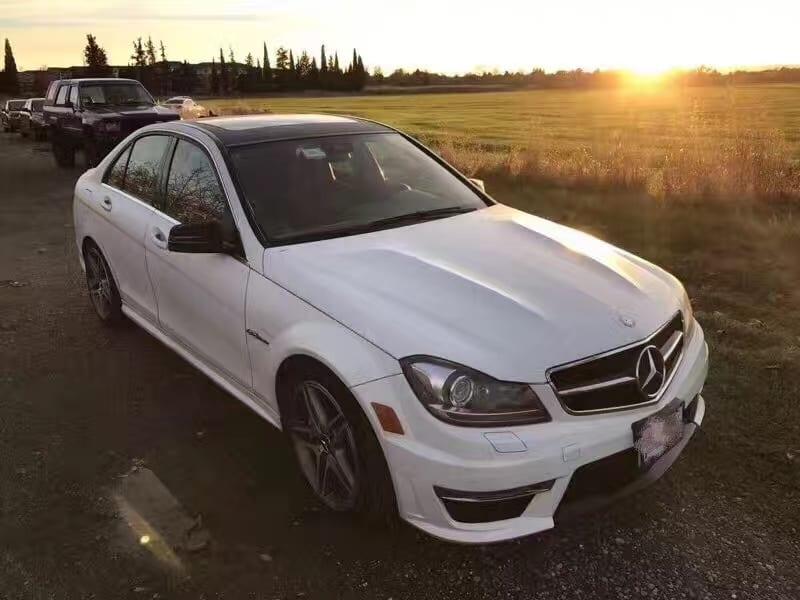 二手车fit 二手 WA Washington 华盛顿州 斯波坎 spokane Mercedes-Benz 奔驰