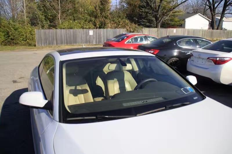 二手车版 2013 Audi A5,里程38k,价格:23xxx!