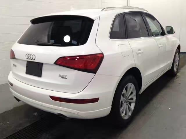 美国二手车买卖 2014 Audi Q5 premium plus,四驱版本。里程:36k