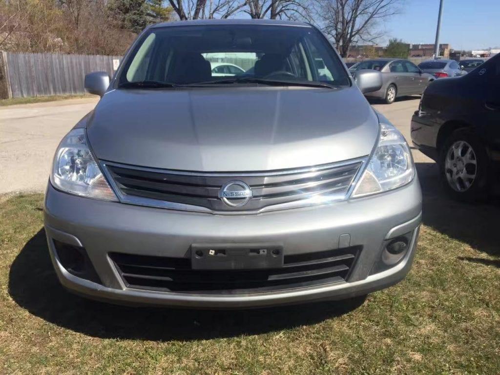 买车全额贷 2011 Nissan Versa,干净清爽的一台代步小车,价格6xxx