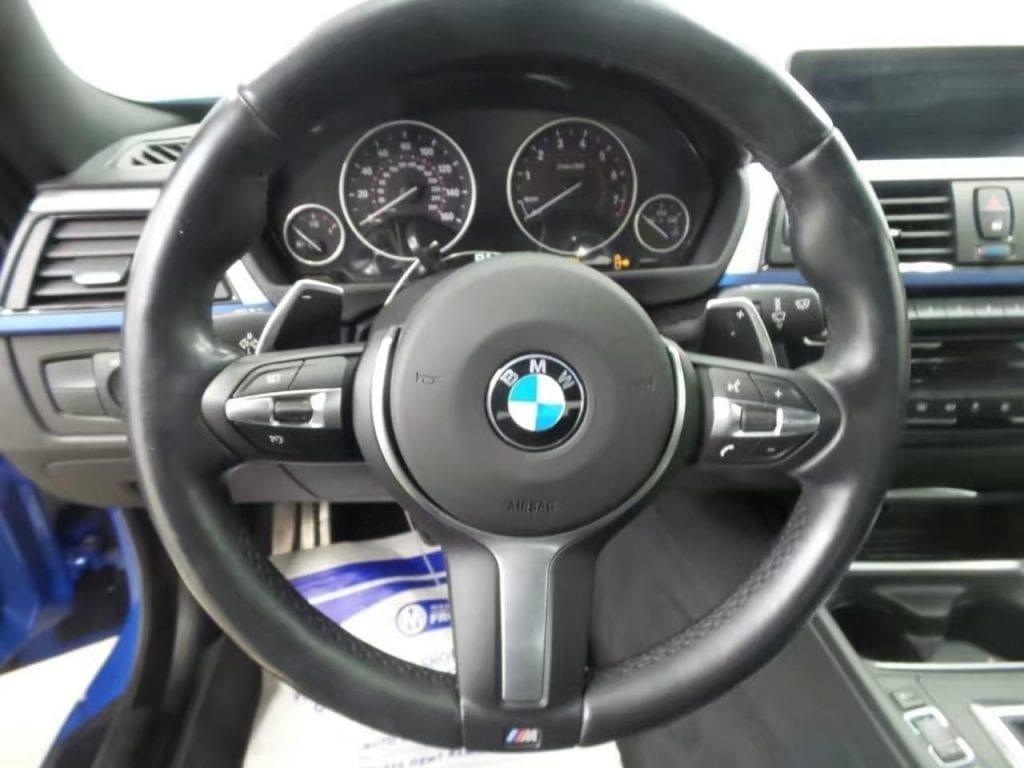 二手车车贷利率 2014 bmw 428i Xdrive,四驱高配,M套件