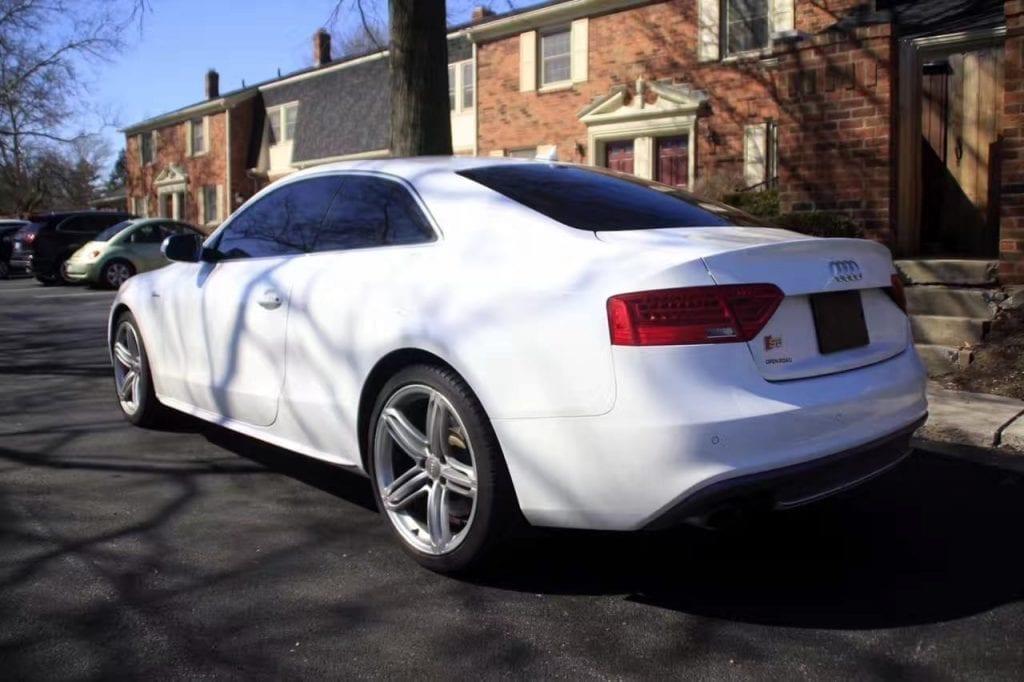 买车求平安符 台超 帅的S5,白外红内,3w出头价格最好的deal