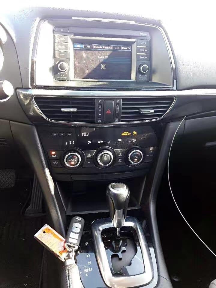 美国二手车税 它是2014 mazda6 I-touring,里程:51k