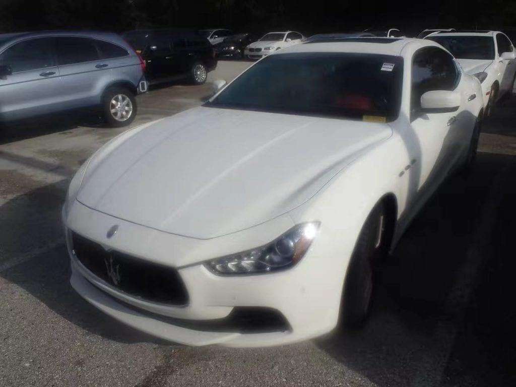 二手车用萤幕 二手 MN Minnesota 明尼苏达州 圣保罗 st.paul Maserati 玛莎拉蒂