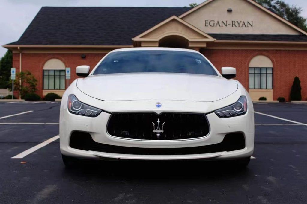 二手车可以贷款吗 二手 ME Maine 缅因州 奥古斯塔 augusta Maserati 玛莎拉蒂