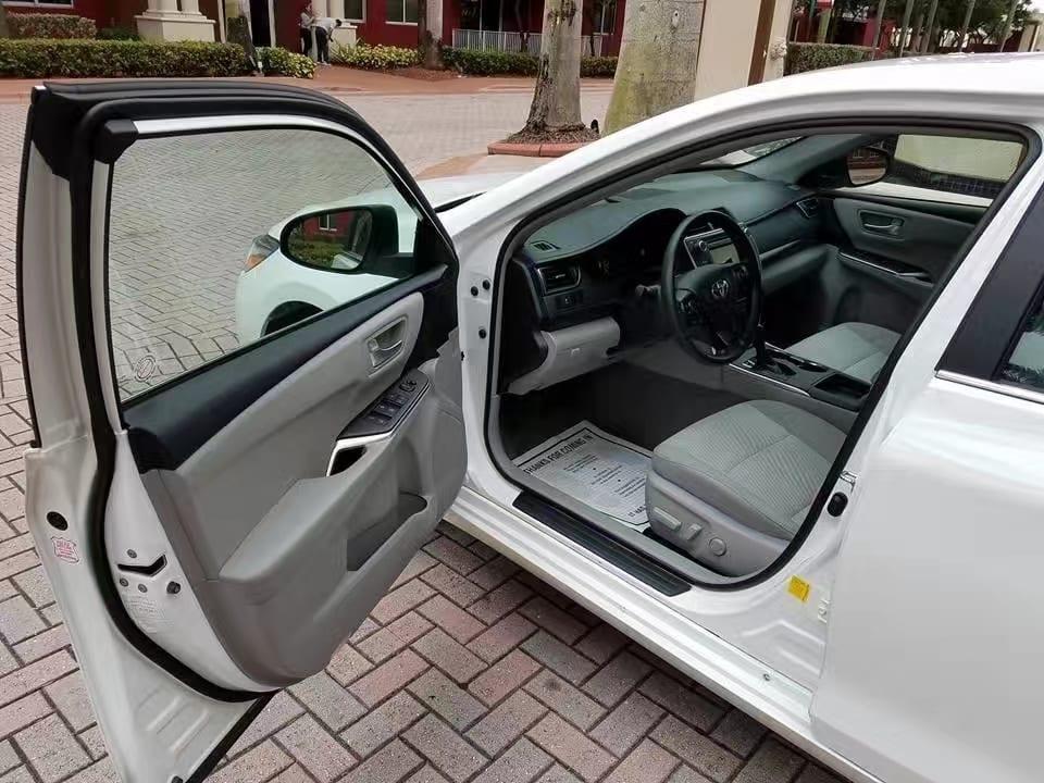 美国二手车车牌 日系middlesize实用经济轿车,如果把他拟人化
