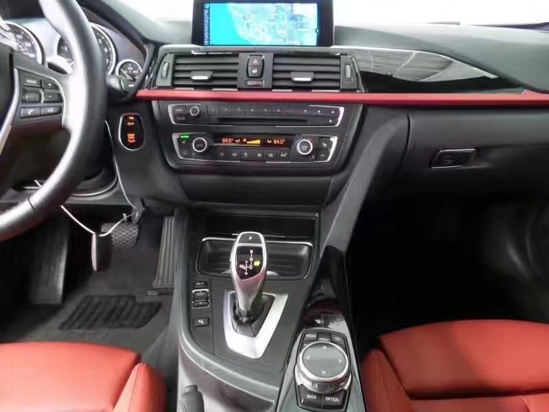 美国买车运回国内 2014宝马335i xDrive Sportline,迈数不到3w