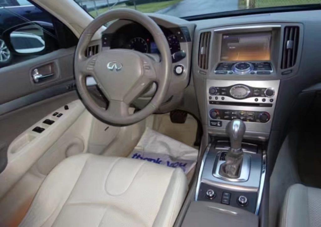 买车软件 2012英菲尼迪G37x,四驱,车况一流 里程4w多