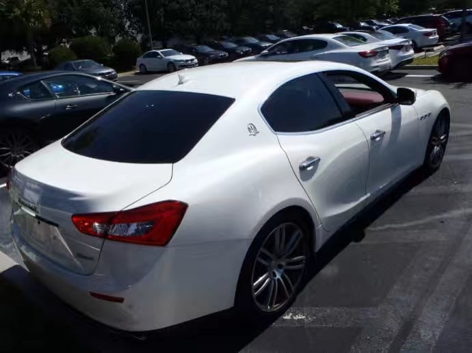 二手车fb 二手 WI Wisconsin 威斯康星州 阿普尔顿 appleton Maserati 玛莎拉蒂