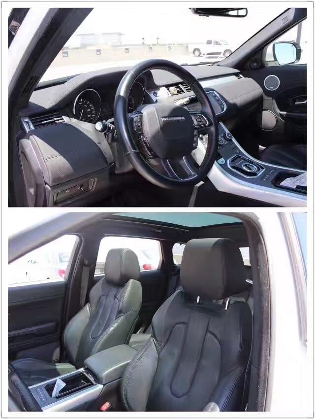 二手车壳 二手 LA Louisiana 路易斯安那州 新奥尔良 new orleans  Range Rover  路虎揽胜