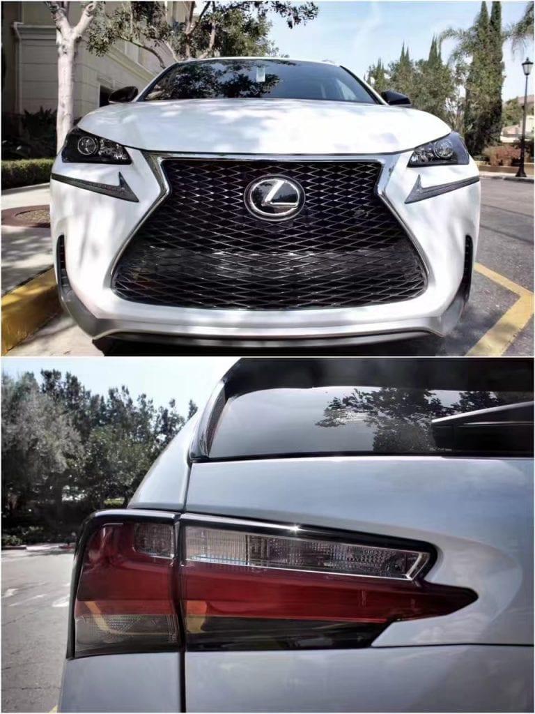 买车如何杀价 2016 Lexus NX200T F-sport 9000mls  大顶配 外加低音炮