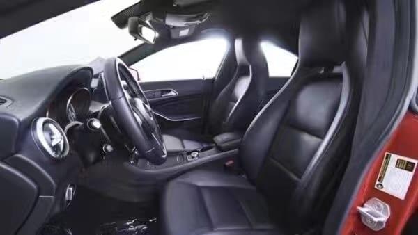 美国买车需要什么 2014奔驰CLA250,迈数38k,好看到爆炸的颜色