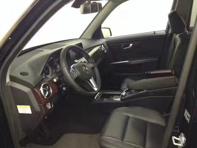 二手车芝加哥 2014奔驰GLK350 4Matic,迈数仅仅21k