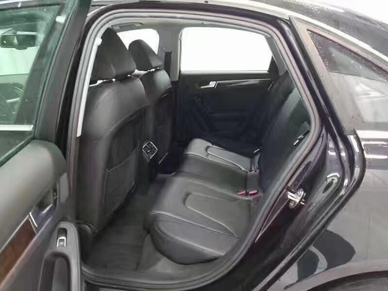 买车首付比例 2014奥迪A4 Premium Plus,S-Line~迈数34k