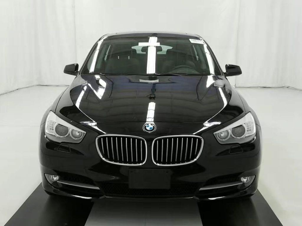 买车如何节税 2013 BMW 535GT xdrive,7系底盘,全景天窗,
