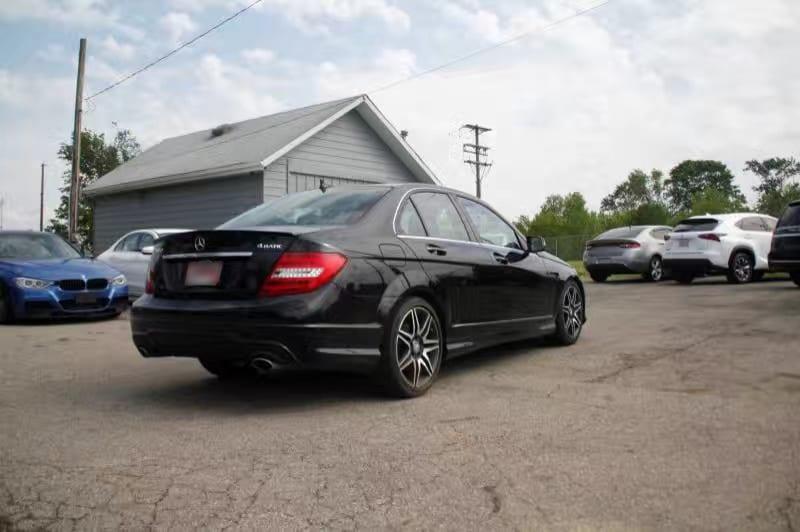 二手车买卖合约 二手 MO Missouri 密苏里州 斯林尔菲尔德 sprinfleld Mercedes-Benz 奔驰