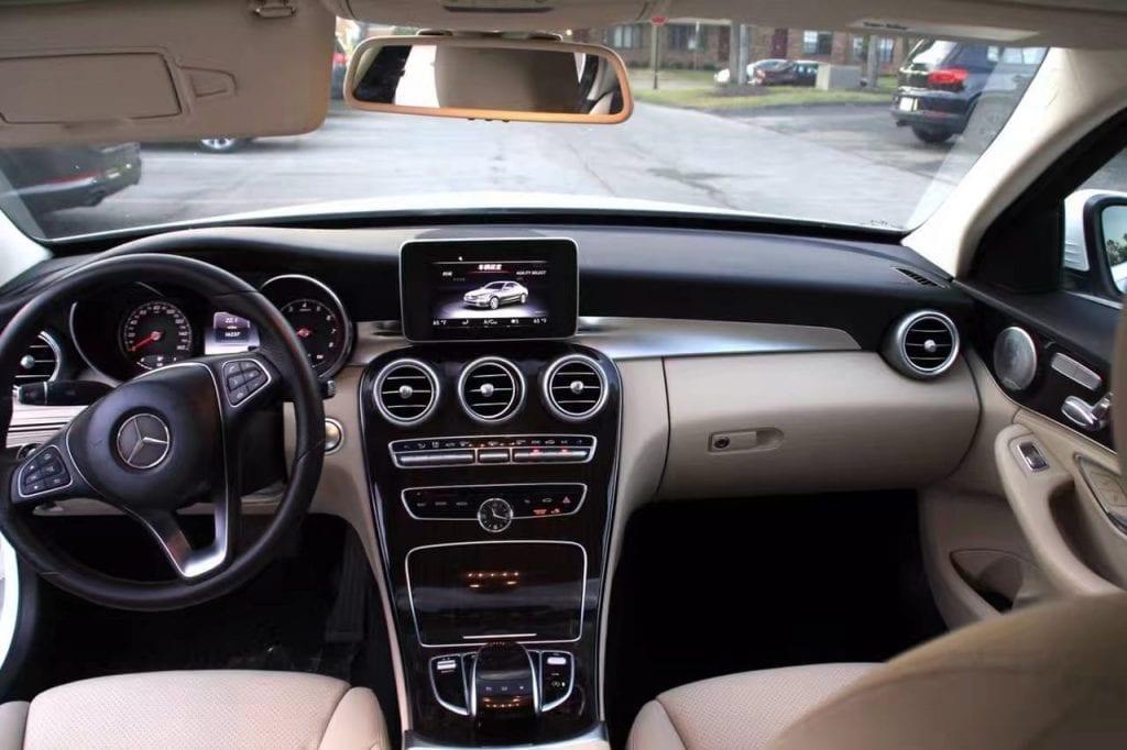 二手车顶架  2015 C300 4matic 车况价格超好!里程39k