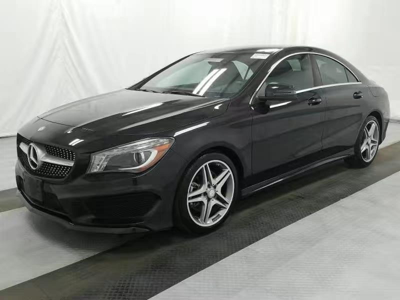 二手车买多少公里的 二手 MI Michgan 密歇根(密执安)州 兰辛 lansing Mercedes-Benz 奔驰
