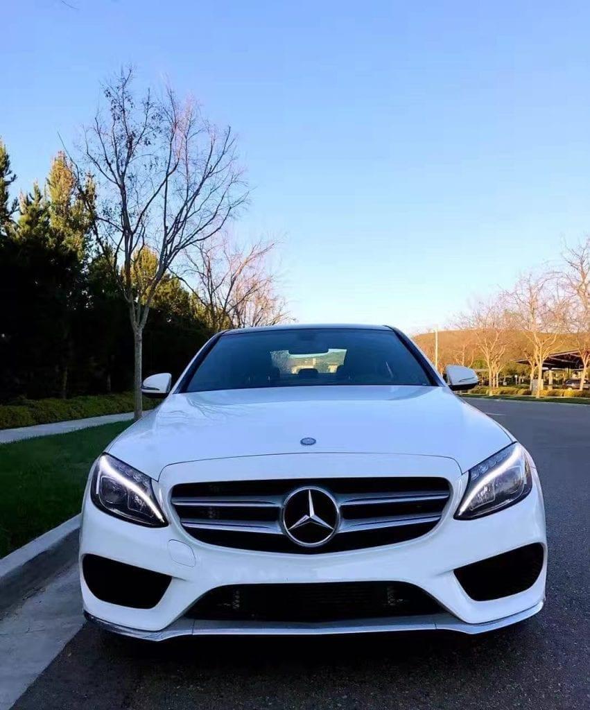 美国买车须知 二手 IN Indiana 印第安纳州 印第安纳波利斯 indianapolis Mercedes-Benz 奔驰