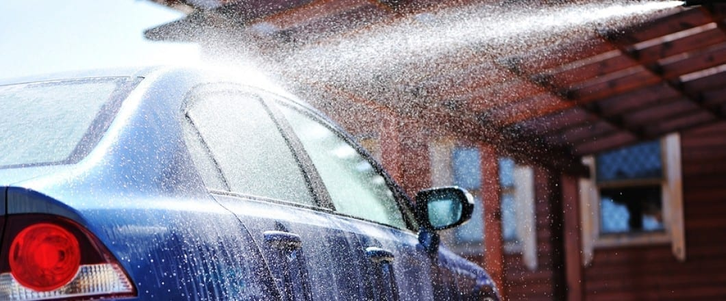 夏日洗车九大注意!你都知道?