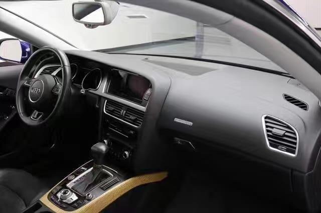 买二手车交税 二手 NV Nevada 内华达州 拉斯维加斯 las vegas audi 奥迪 2013奥迪A5 Premium Plus 2.0T,高配 车况超好。漂亮的蓝色外观拒绝烂大街。里程49k,价格2打头。