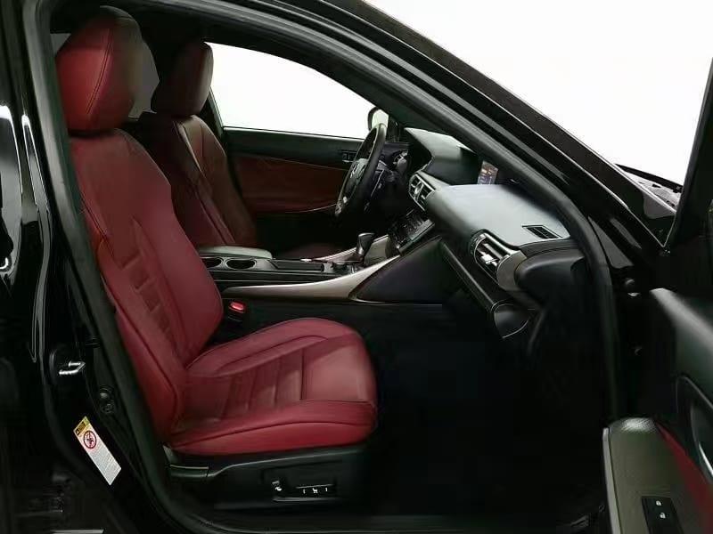 买车能凹什么 2014雷克萨斯IS250 F Sport,迈数32k