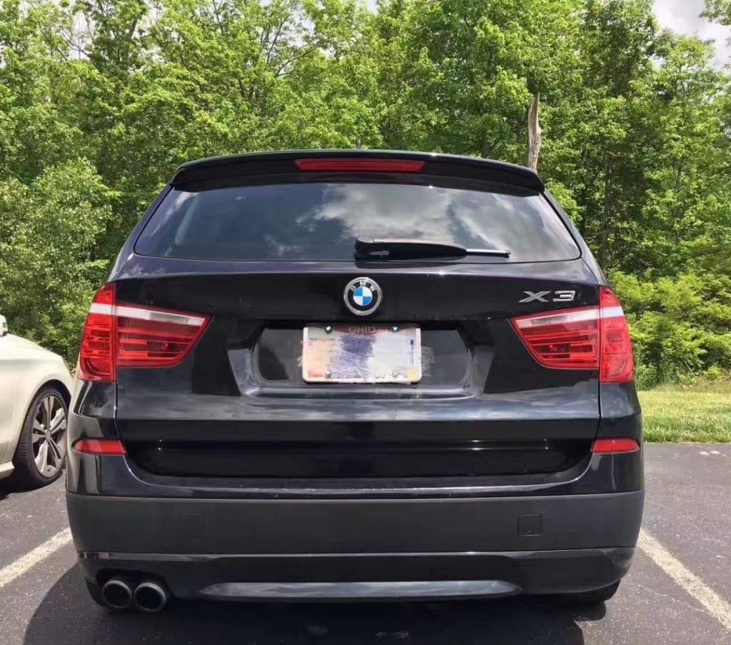 二手车里程 二手 MD Maryland 马里兰州 华盛顿 washington D.E BMW 宝马