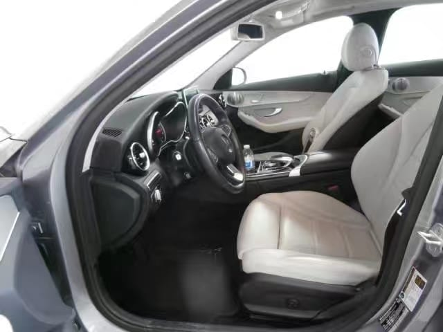 美国二手车行情 2015 Mercedes C300 4matic,冬天还有热屁屁 里程37k