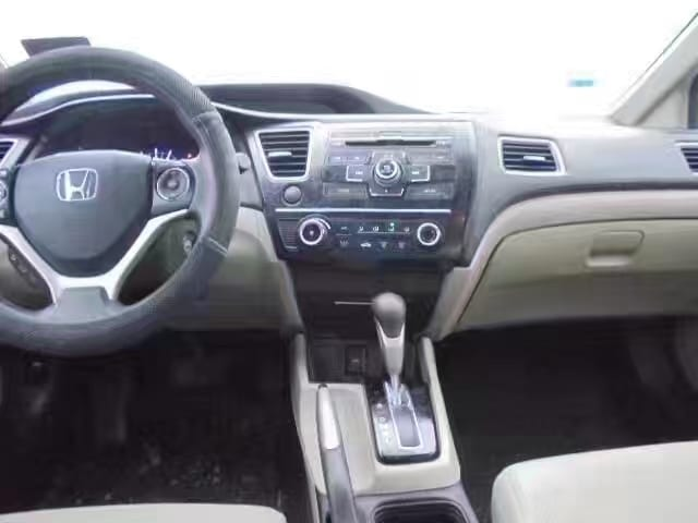 美国二手车手续 2013 Civic,迈数6w,预算1w出头的赶紧抢。