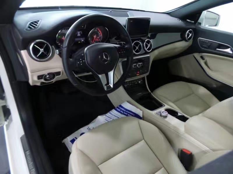 买车如何汇款 2014 CLA250,里程:35k,配置:amg套件,导航倒影,