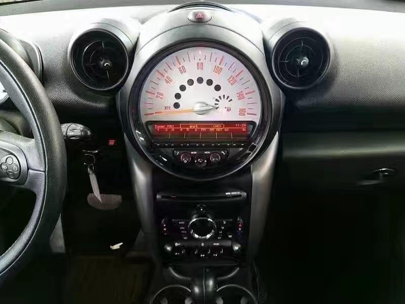 美国二手车还价 2014 Mini Cooper Countryman,四门四座的mini SUV