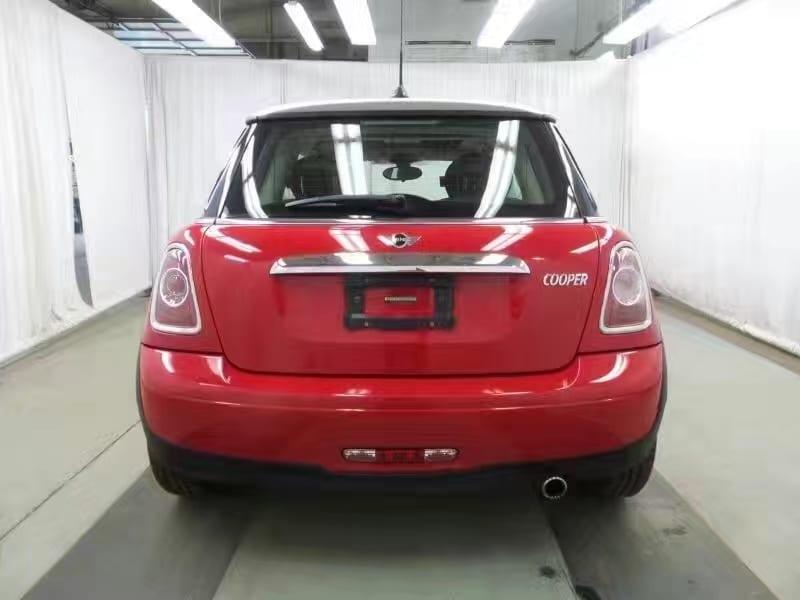 美国买车退货 2013 Mini Cooper,预算14xxx即可拿下!