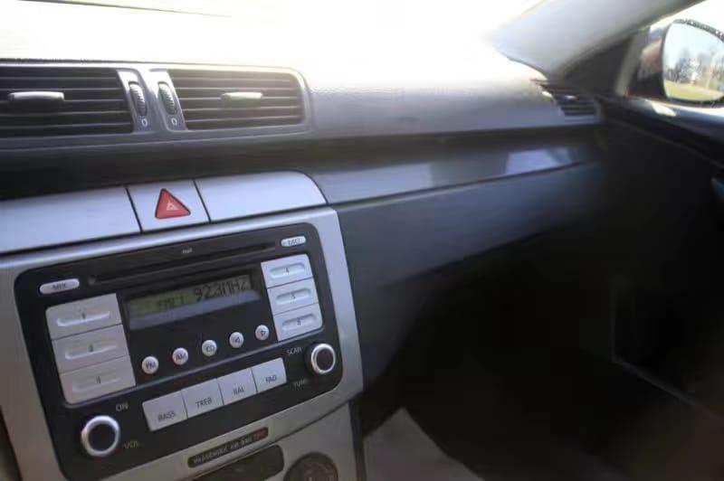 美国买车需要什么证件 2007 volkswagen passat,刚做完保养,里程12w