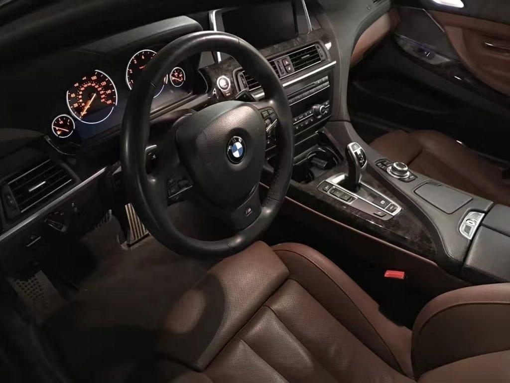 买车如何付款 2013 Bmw 6系 M套件,里程3w ,价格3 打头