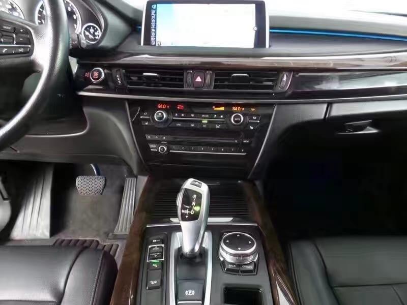 美国二手车牌照 2014 BMW X5 35i,迈数38k,难得的3打头高配新款!