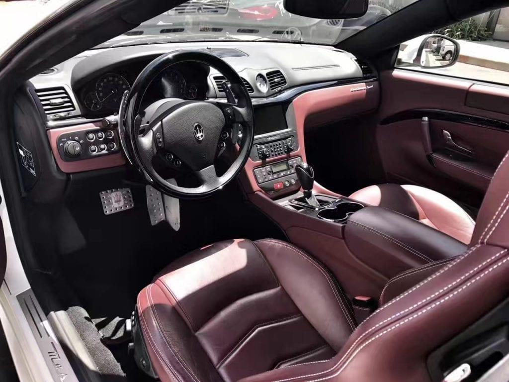二手车行情 二手 CA California 加利福尼亚州 圣弗兰西斯科 san francisco Maserati 玛莎拉蒂