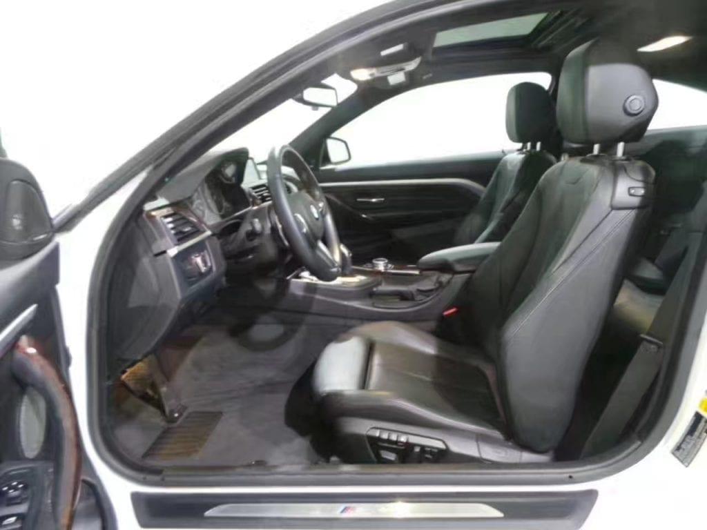 买车分期付款 2014宝马428i M-sport,迈数仅仅不到2w!配置高,