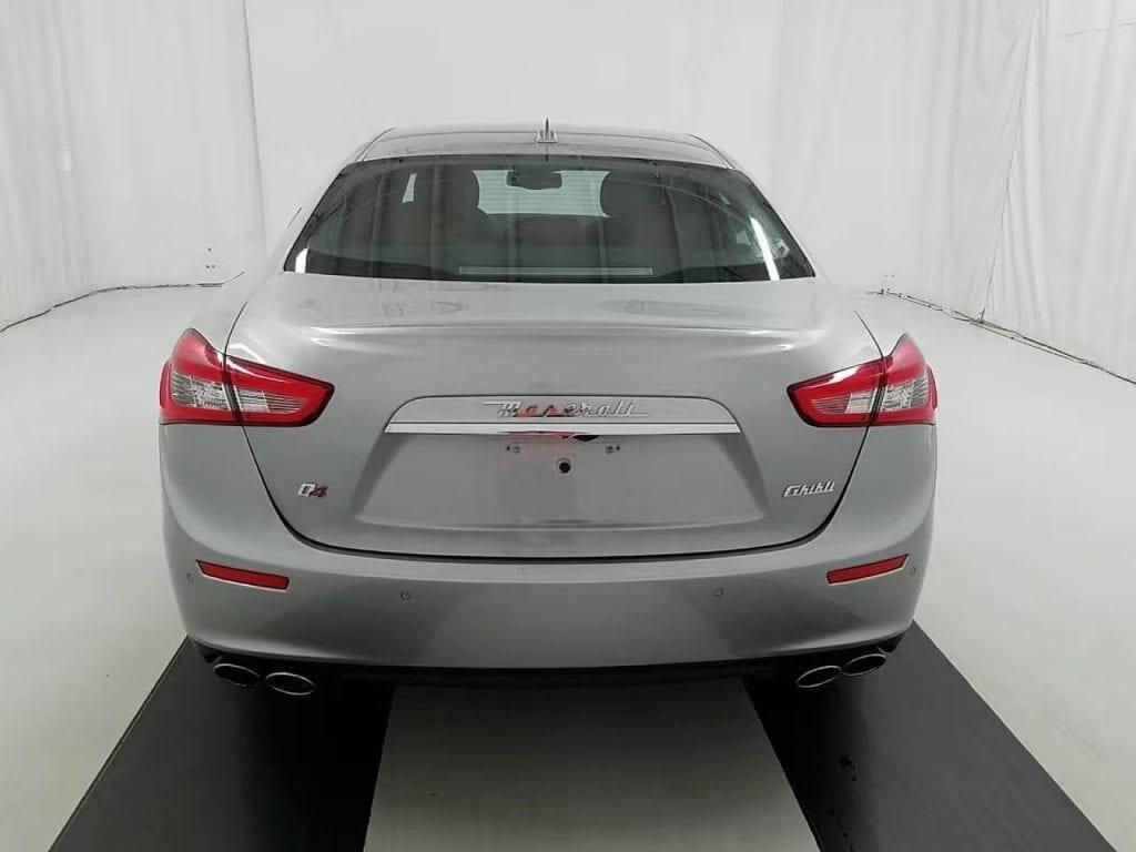 美国二手车拍卖 二手 MD Maryland马里兰州 华盛顿 washington D.E Maserati 玛莎拉蒂