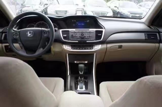 美国二手车税 2013本田雅阁LX,代步神车,里程62k