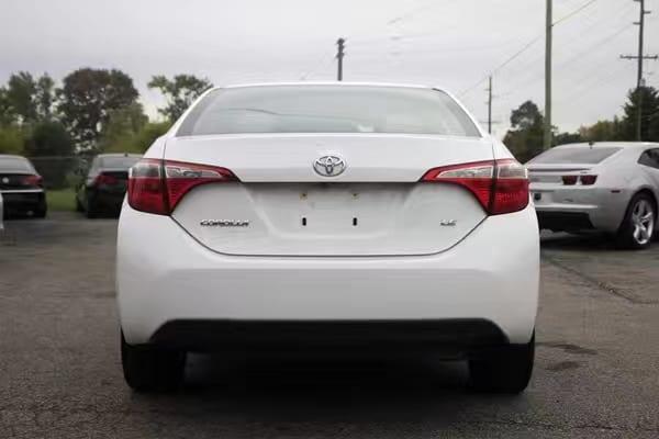 买车 便宜 2015 Toyota Corolla LE,里程仅2w2,价格1打头,